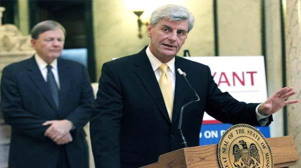 Mississippi-Governor