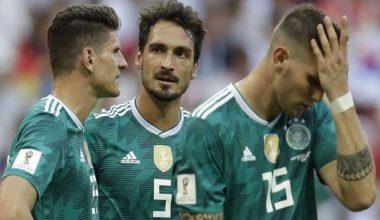 German Soccer Team Members
