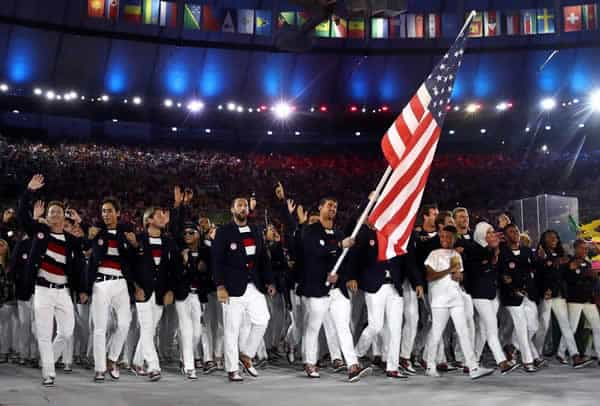 Team USA 2018 Olympics
