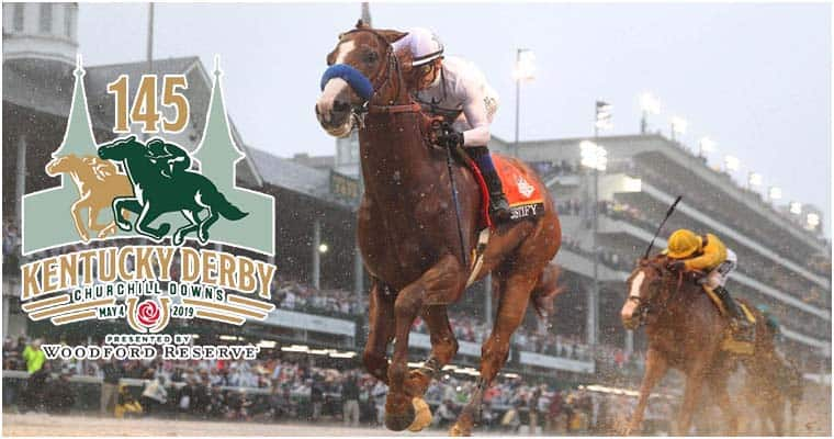 Justify wins the 2018 Kentucky Derby