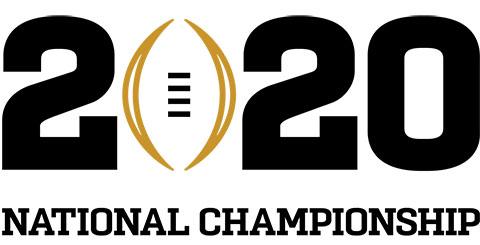 2020 National Championship Logo