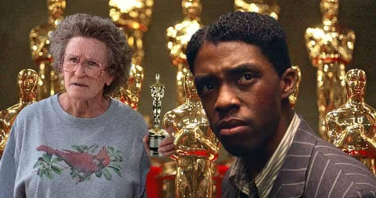 Chadwick Boseman and Glenn Close consider their 92nd Academy Awards betting odds