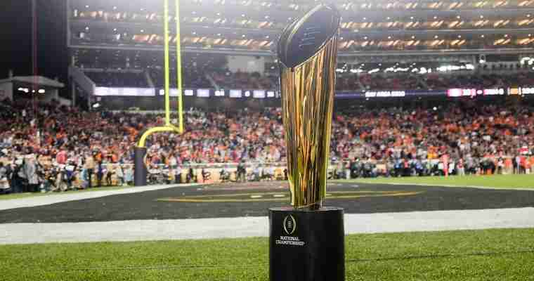 2021 NCAAF National Title