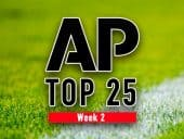 Movers and shakers in Week 2 college football rankings