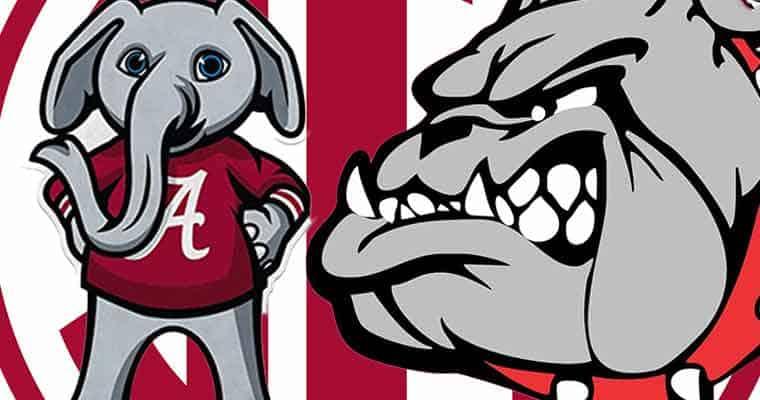 Alabama vs Mississippi odds Georgia vs Arkansas betting 2021-22