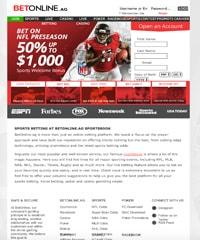 BetOnline screenshot-sports