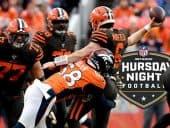 Browns Broncos odds TNF 2021-22