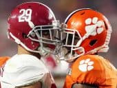 CFP National Championship Sees SEC Rivals Face Off