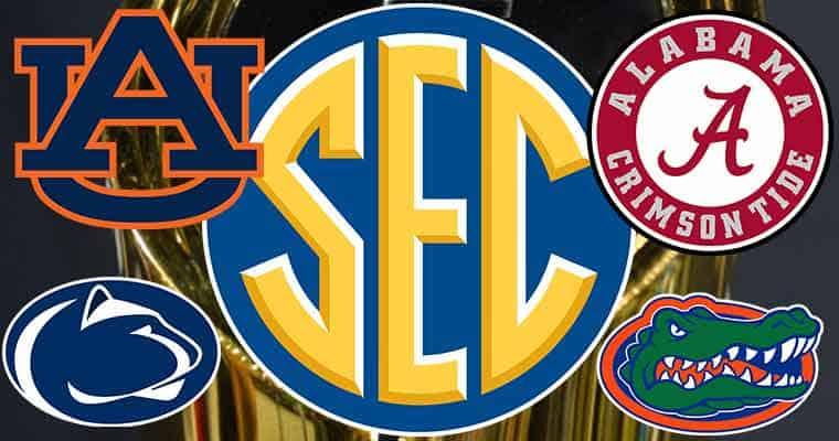 college football betting odds for alabama florida auburn penn state