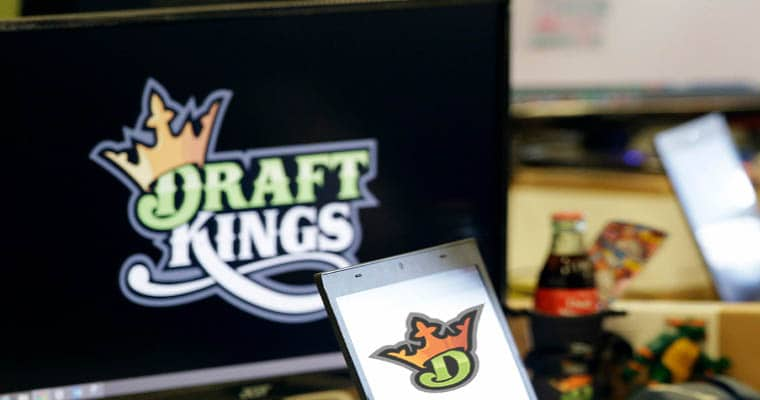 Draft Kings going mobile