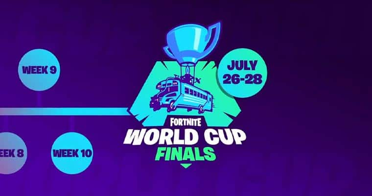Fortnite finals