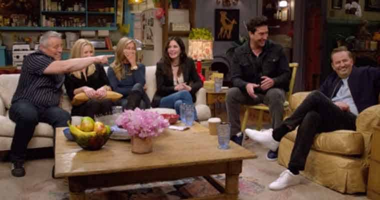 Odds On The Friends Reunion
