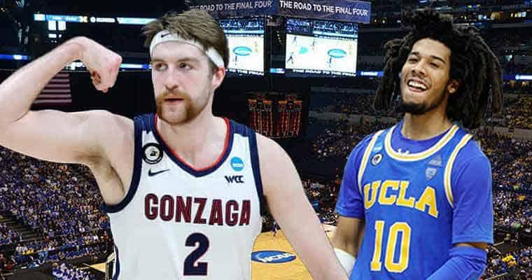 UCLA Gonzaga 2021 March Madness Betting Odds 2021