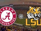 UA at LSU football preview