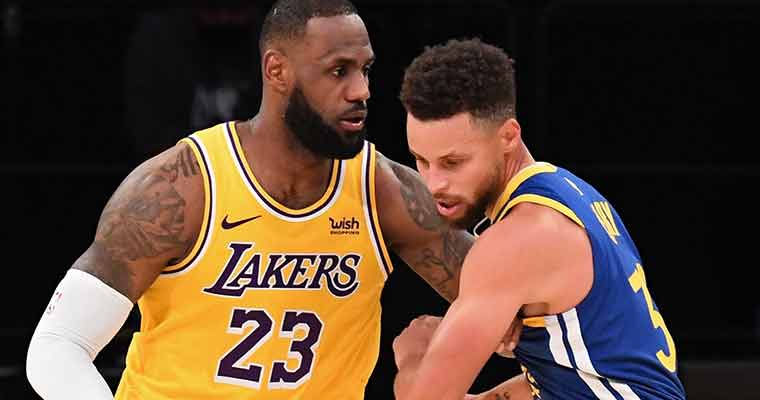 2021 NBA Play-In Tournament Odds Lakers Warriors