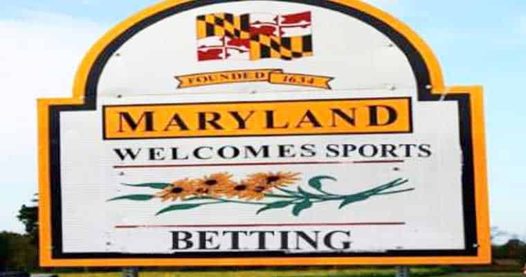 Maryland launches sports betting