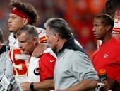Mahomes Injury Causes Chiefs' Super Bowl 54 Odds To Tumble