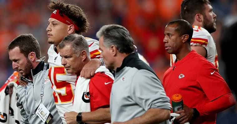 Mahomes-injury