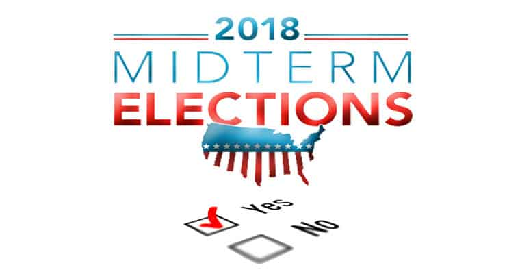 Midterm election check box