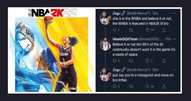NBA2k Cover