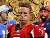NFL betting odds and moneylines for week 2 2021-22