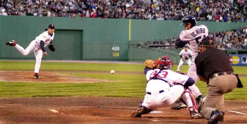 NPB baseball gameplay