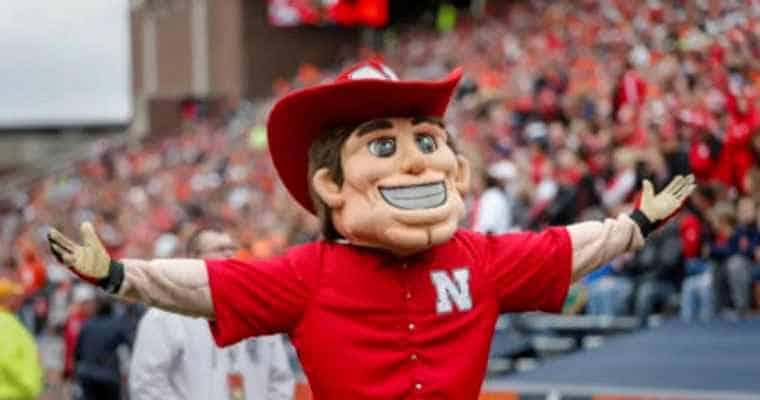 Nebraska Cornhuskers Mascot