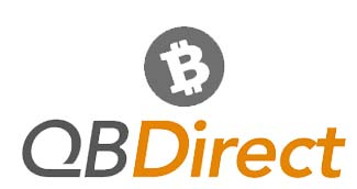 QB Direct bitcoin logo