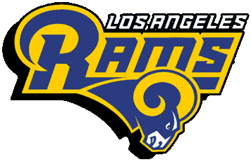 The Rams 2018 logo