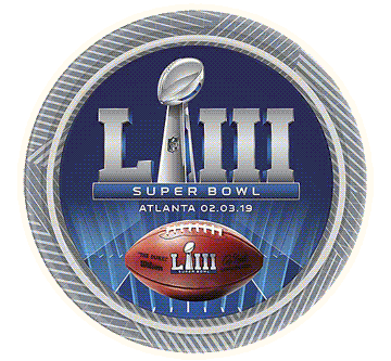 Super Bowl button