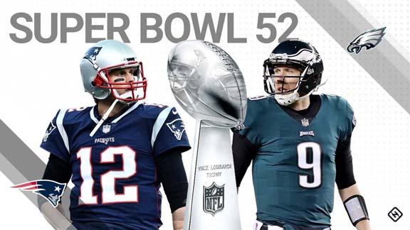 Two Super Bowl quarterbacks
