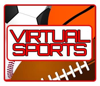 Virtual Sports Icon