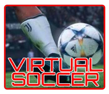Virtual soccer gaming