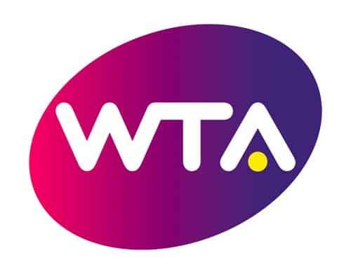 Womans tennis association logo