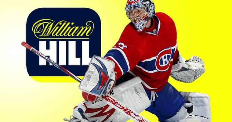 William Hill and the NHL