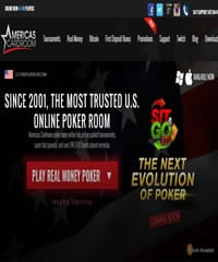 Americas Card Room Screenshot