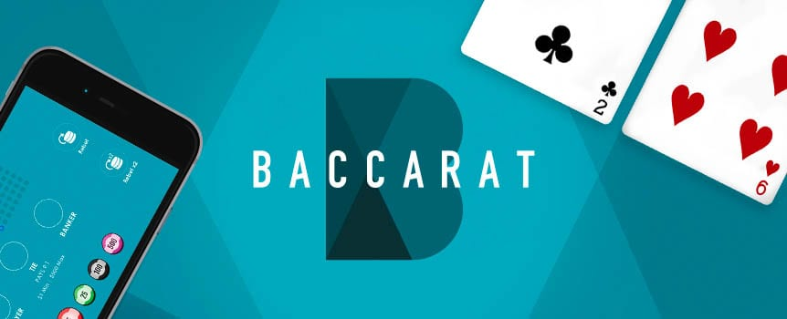 Bovada baccarat