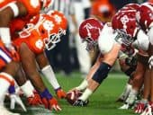 Alabama Opens as Favorite Over Clemson in 2019 CFP National Championship