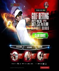 Betonline Golf Promotion