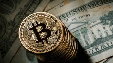 Bitcoin and USD image