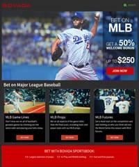 Baseball Page At Bovada