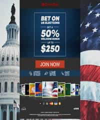 Bovada Political Page