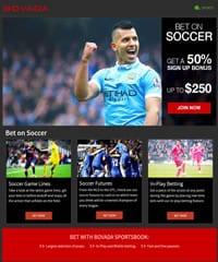Bovada Soccer