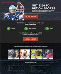 Bovada Sportsbook Page