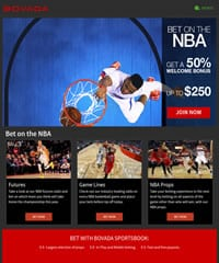 NBA Basketball At Bovada