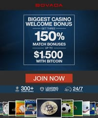 Bovada Bitcoin Special Offer
