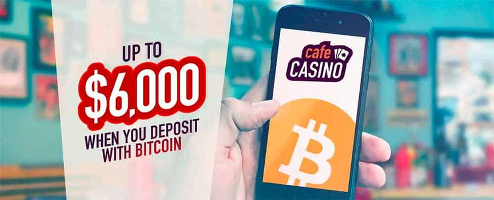 cafe casino bitcoin