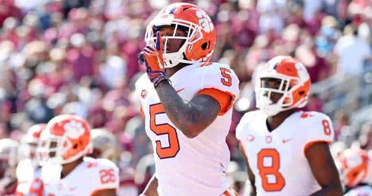 clemson-tiger college football championship favorites