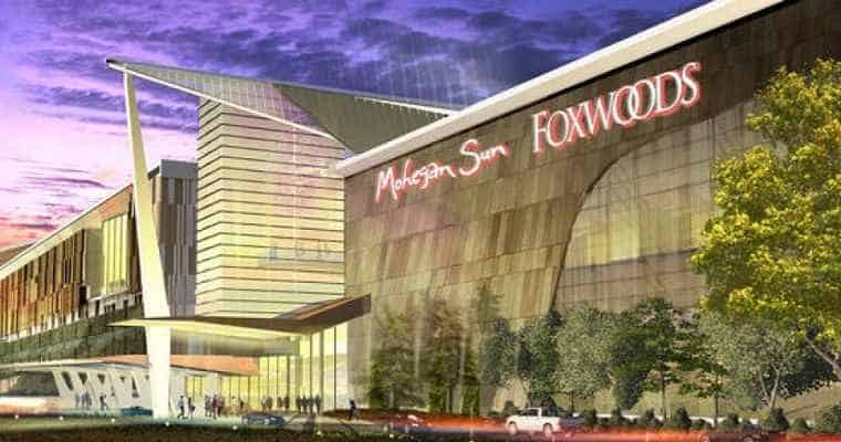 mohegan sun and foxwoods casinos