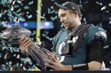Eagles Super Bowl 52 Victory